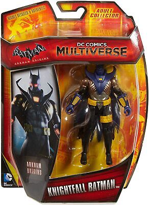 "DC Comics Multiverse Batman Arkham Origins - Knightfall Batman 4"" Action Figure"