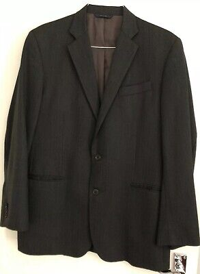 Brooks Brothers Mens Suit Blazer Jacket Size L43 W37