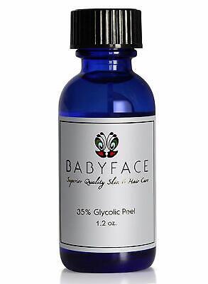 Chemical Peel - Babyface 35% pro Ácido Glicólico No Downtime - Gran...