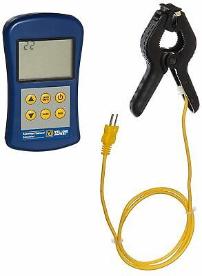 Yellow Jacket Superheatsubcool Calculator Wthermometer Pt Chart 69196