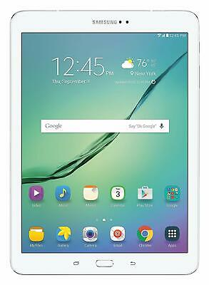 Samsung Galaxy Tab S2 Unlocked SM-T817V 32GB 9.7in Wi-Fi + 4G LTE White SRB