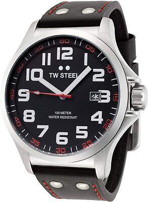 NEW TW Steel Pilot Men's Quartz Watch - TW411