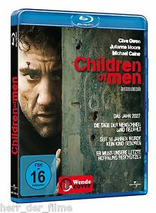 CHILDREN OF MEN (Clive Owen, Julianne Moore) Blu-ray Disc - Oberösterreich, Österreich - CHILDREN OF MEN (Clive Owen, Julianne Moore) Blu-ray Disc - Oberösterreich, Österreich