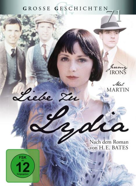 4 DVDs * LIEBE ZU LYDIA | GROSSE GESCHICHTEN 71 # NEU OVP^