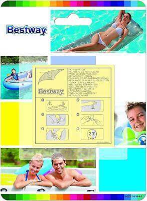 BESTWAY SWIMMING POOL REPAIR PATCH KIT INFLATABLE BOUNCER FOR INTEX COLEMAN