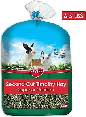Kaytee Timothy Hay - 1st Cut or 2nd Cut - 6.5 lbs