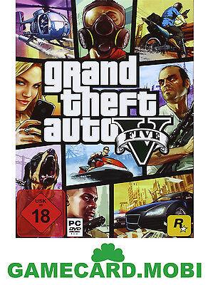 Grand Theft Auto V 5 PC CD Key GTA V GTA 5  Key Digital Download Code ITA
