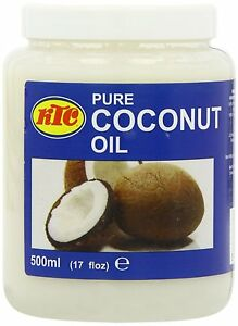 KTC-100-Pure-Coconut-Oil-Cooking-Hair-Skin-Care-Multipurpose-250ml-500ml