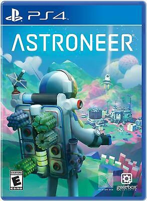 Astroneer PS4 Brand New Factory Sealed PlayStation 4