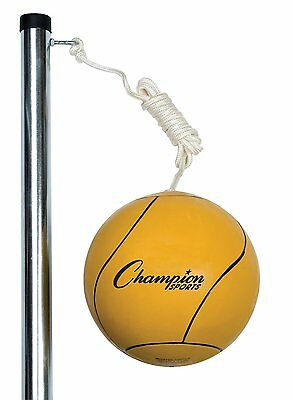 Champion Sports Deluxe Tether Ball Set, New, Free Shipping
