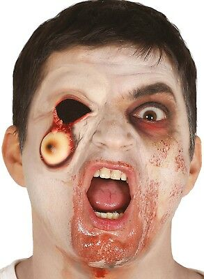 Halloween Eye Gouge Blood Wound Special Effects Make Up Fancy Dress Costume Scar