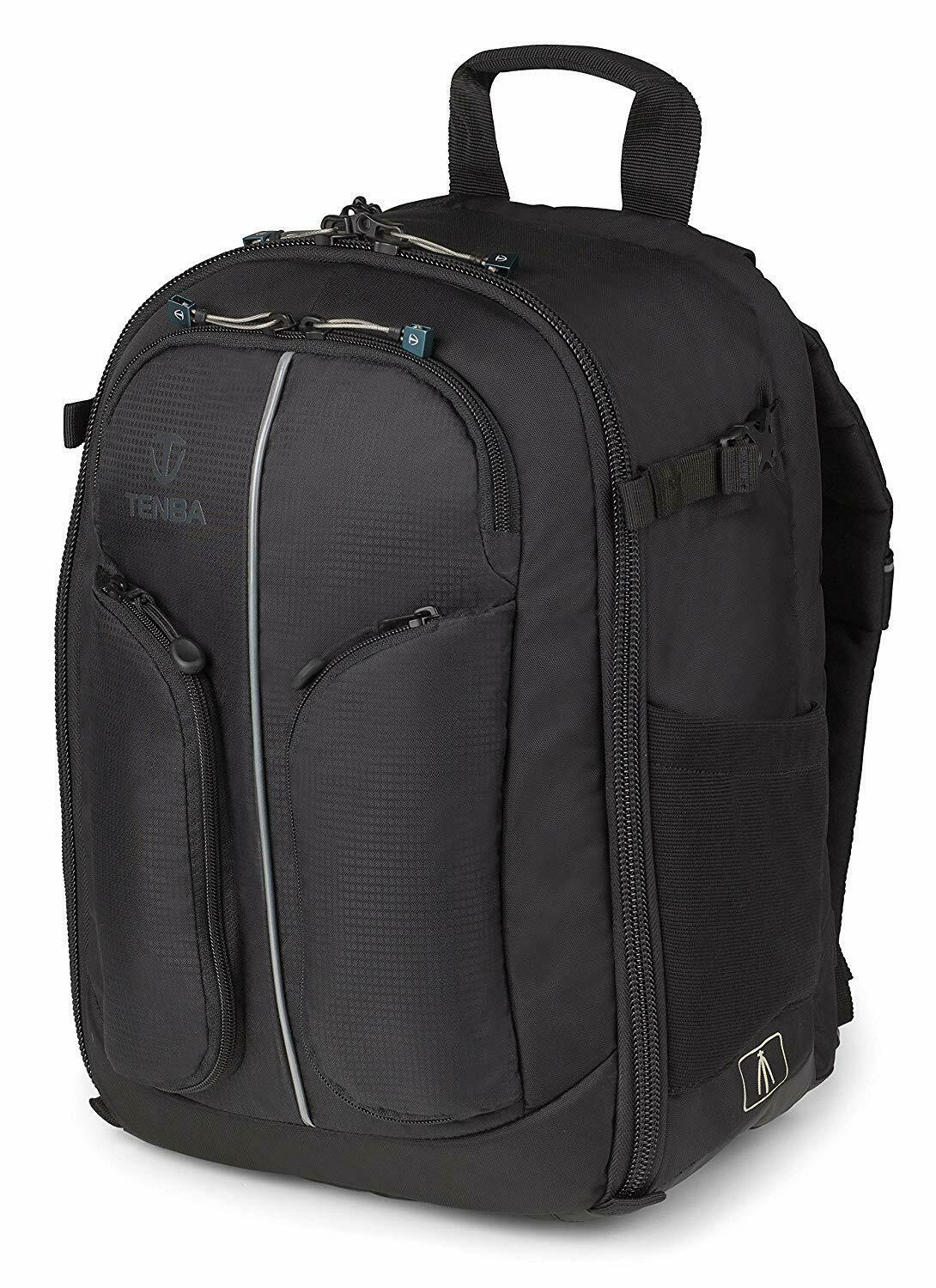 Tenba Shootout 18L Backpack Black