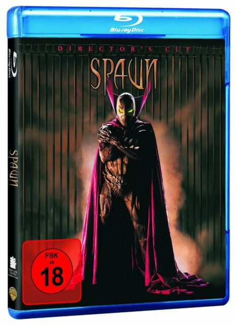 Spawn [Blu-ray] [Director's Cut] Michael Jai White, John Leguizamo * NEU & OVP *