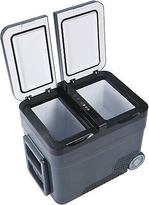 Livebest 42Qt Portable Refrigerator Car Fridge Freezer Cooler Camping Home