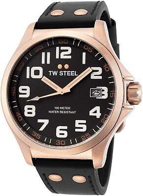 NEW TW Steel Pilot Men's Quartz Watch - TW416