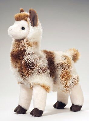 Douglas Cuddle Toys Liam the Llama # 4541 Stuffed Animal Toy - Llama Stuffed Animal