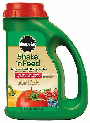 Shake 'n Feed w/ Calcium for Better Quality Tomato Fruits & Vegetables