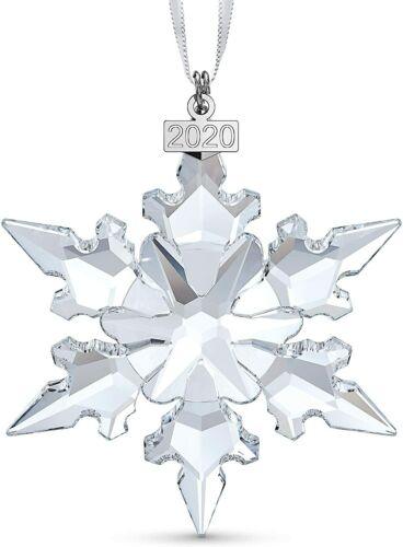 Swarovski Annual Edition 2020 Christmas Ornament 5511041 Snowflake