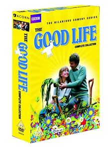 The Good Life  Complete Boxed Set  NEW 4 DVD SET Richard Briers