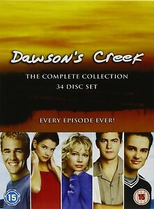 DAWSONS CREEK COMPLETE SERIES SEASONS 1,2,3,4,5,6 DVD 34 DISCS BOXSET R2/4