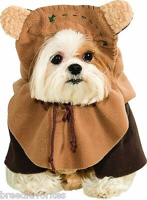 STAR WARS Ewok Dog Costume - Sizes S-M-L-XL