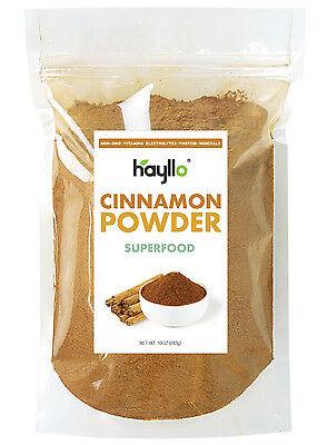 Hayllo Sri Lanka Ceylon Cinnamon Powder Ground 10 Ounce