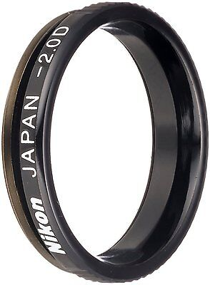 NIKON Japan Eyepiece Auxiliary Lens -2.0 for FM3A FM2 FA FE2 Diopter Correction