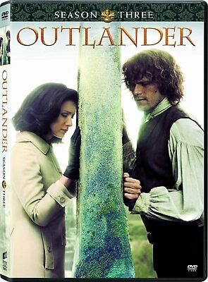 Outlander: The Complete Third Season 3 (DVD, 2018, 5-Disc Box Set)