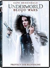 Underworld: Blood Wars (DVD, 2017) FAST SHIPPING - WITH TRACKING
