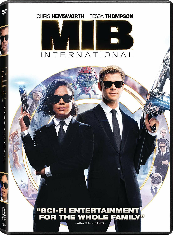 Men In Black International DVD Brand New ***Free Shipping***