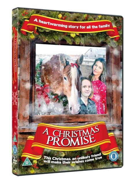A Christmas Promise: New DVD - Patrick Muldoon, Charisma Carpenter
