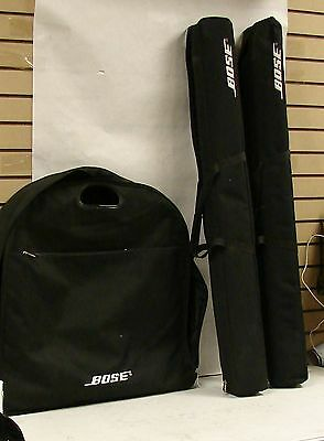 BOSE PS1 with L1 Line Array Portable Speaker System with Bags