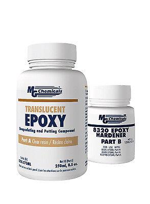 Mg Chemicals 832c-375ml - Translucent Epoxy Encapsulating And Potting Compound