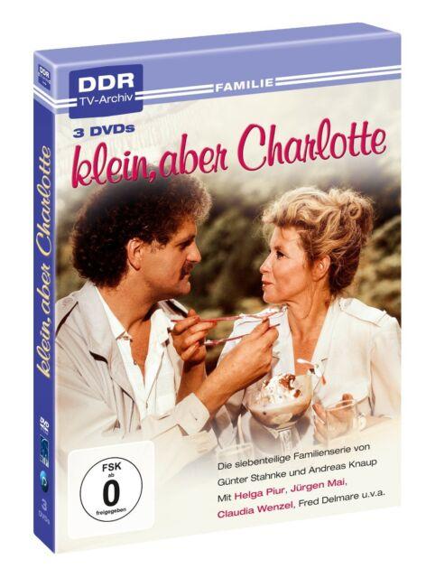 3 DVDs *  KLEIN, ABER CHARLOTTE - Helga Plur  # NEU OVP -