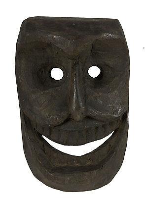 Mask Citipati Tête de Death Wood - Himalayas-Animist Shaman -tibet Nepal 5320