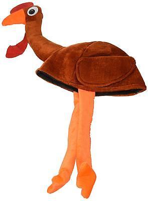 Weihnachten Türkei Hut mit Beine & Wings Kostüm Lustige Neuheit Tier Weihnachten ()