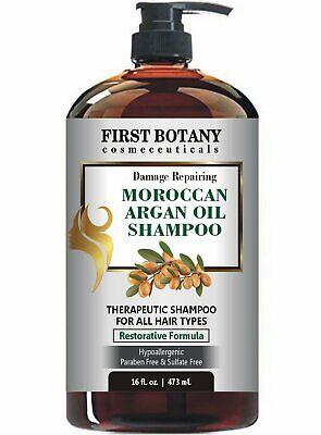 Moroccan Argan Oil Shampoo with Restorative Formula 16 fl. oz