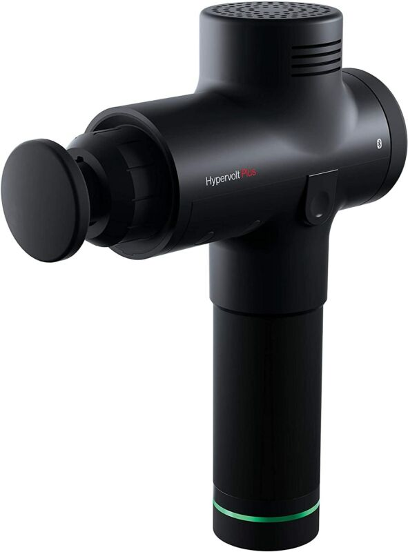 Hyperice Hypervolt Plus Bluetooth Handheld Percussion Massage Device 2021