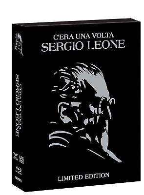 Blu Ray C'era una Volta Sergio Leone - Limited Edition (7 Blu-Ray Disc) ..NUOVO