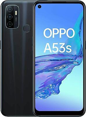 OPPO A53S 128GB+4GB RAM 6,50'' 13MP/8MP SMARTPHONE TELÉFONO MÓVIL LIBRE NEGRO