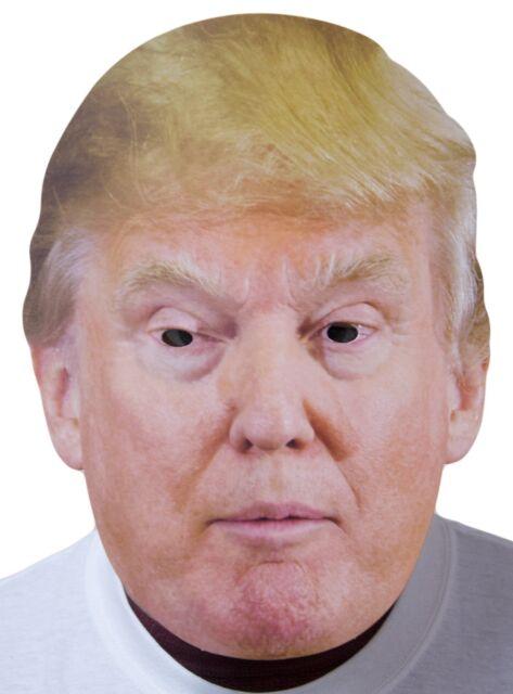 Donald Trump Celebrity Face Mask