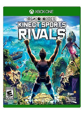 Kinect Sports Rivals [Xbox One XB1, Kinect, Live, Sports Competitions] NEW for sale  Shipping to Nigeria