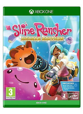 Slime Rancher - Deluxe Edition (Xbox One)