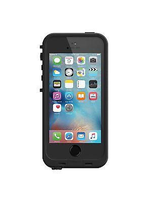 LifeProof FRE SERIES Waterproof Dispute for iPhone 5/5s/SE - (BLACK)