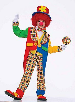 Clown on the Town Circus Child Costume](The Town Costumes)