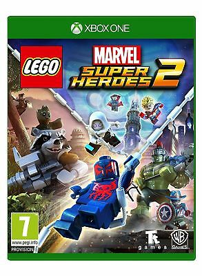 LEGO Marvel Super Heroes 2 (Xbox One) New & Sealed UK PAL Free UK P&P