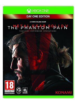 Metal Gear Solid V: The Phantom Pain D1 Edition   XBOX ONE   Nuovo
