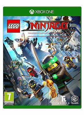 The Lego Ninjago Movie VideoGame (XBOX ONE)