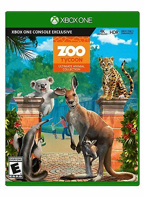 Zoo Tycoon - Ultimate Animal Collection [Microsoft Xbox One XB1, Raise Animals] for sale  Shipping to South Africa