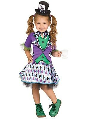 Mad Hatter Costume Toddler (Mad Hatter Alice In Wonderland Toddler)